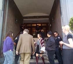 San Francisco Armory, dot-com party, dot-com launch party, dot-com boom, sfgirl