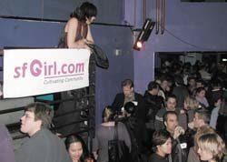 sfgirl, pink slip parties