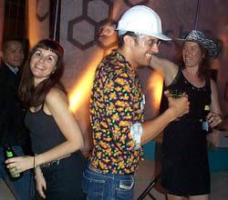 dot-com party, sfgirl, internet party, dot-com boom, dot-com bubble